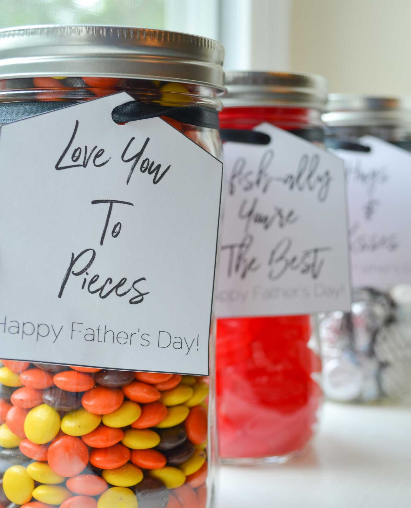 Oh So Cheesy Printable Candy Jar Gift Tags Mama Wants It All